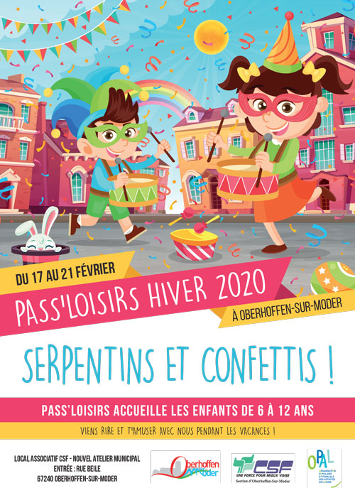 affiche pass hiver 2020